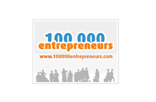 100000entrepreneurs : insuffler l'envie de créer