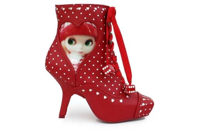 La poupée Blythe à tes pieds !