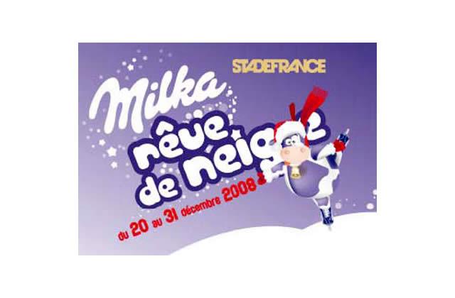Milka Rêve de neige : avis aux fanas de glisse !