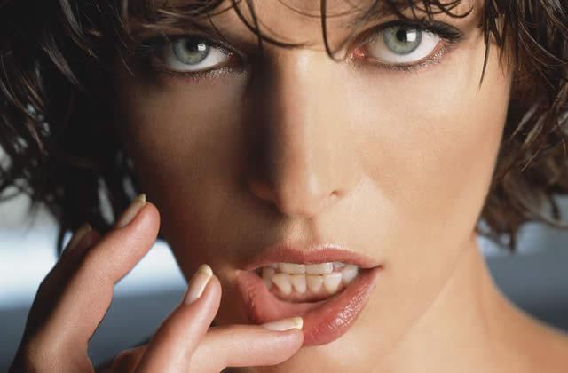 Milla Jovovich styliste pour Mango