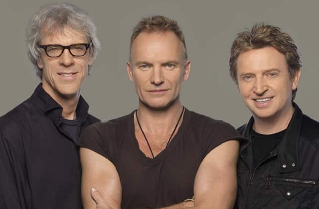 Reformation possible du groupe The Police