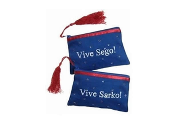 Ségo ou Sarko : affiche ta préférence !