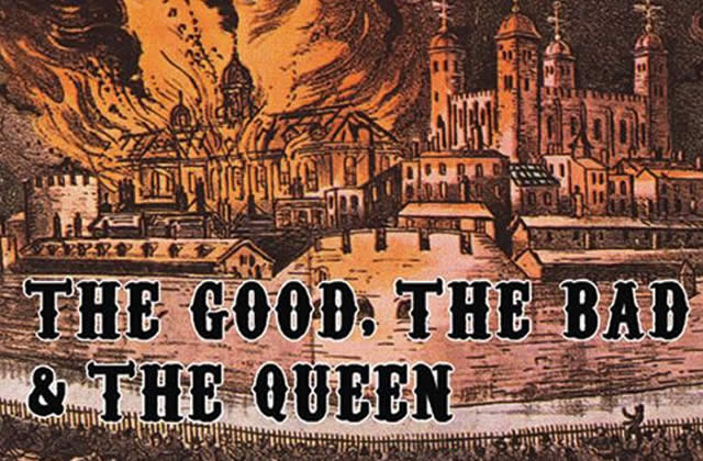 The Good, the Bad and the Queen : nouveau projet de Damon Albarn