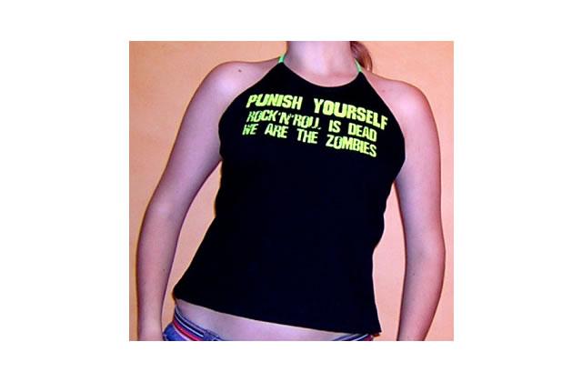 Ton Tshirt de groupie version femme