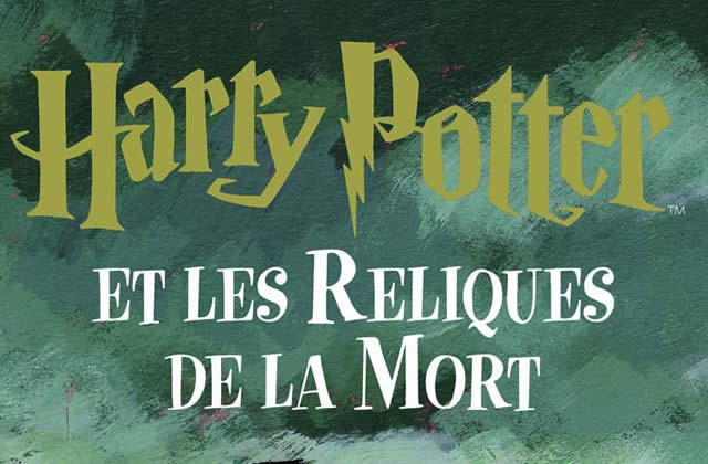 21 juillet 2007 : sortie de Harry Potter and the Deathly Hallows