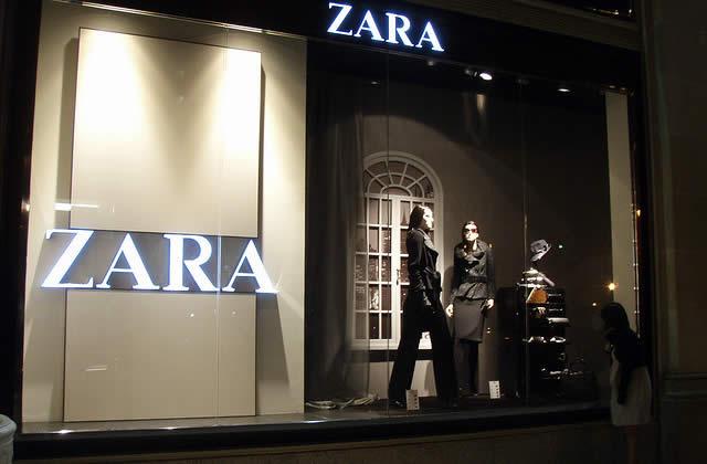 Bientôt de nouvelles tailles chez Zara et Mango