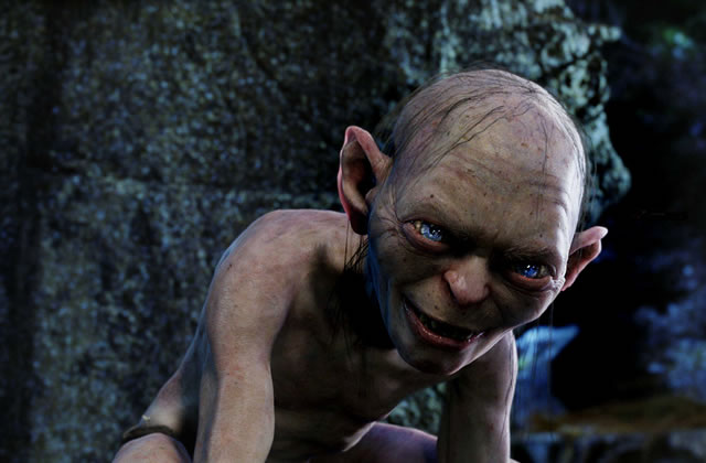 Gollum chante Barry White