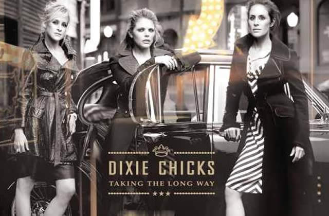 Les Dixies Chicks dominent les Grammy Awards