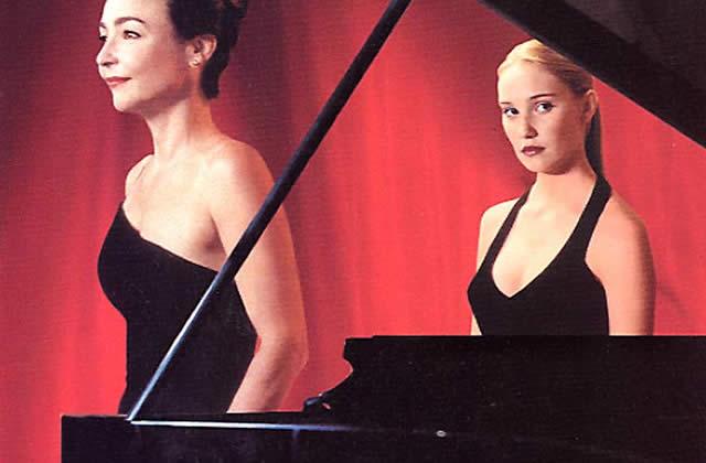Le nez sur l'affiche : jamais sans mon piano