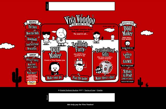 [Le site du jour] Viva Voodoo !