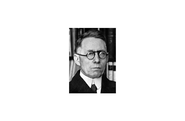 Les écrivains Prix Nobel : Johannes V. Jensen