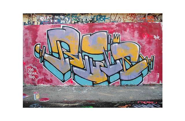 Les filles dans le graffiti : interviews