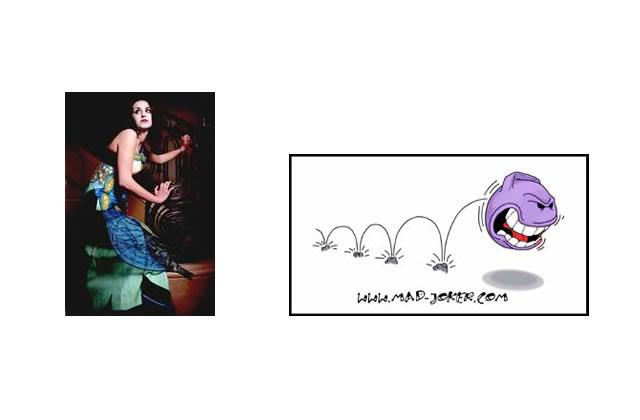 Mad Joker, créatrice de mode et costumière