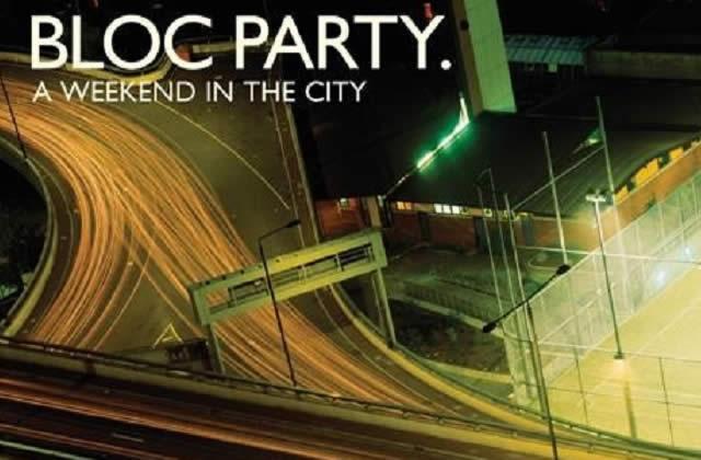 Sortie de A Weekend in the City, deuxième album de Bloc Party