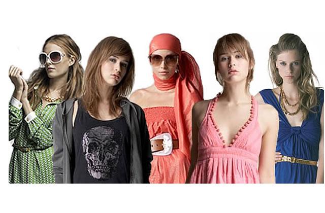 Carnet de tendances : Printemps-Eté 2007