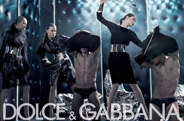 Controverse autour d'une pub Dolce & Gabbana