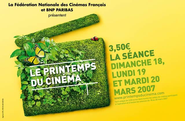 Le Printemps du Cinéma : la fête de la pelloche