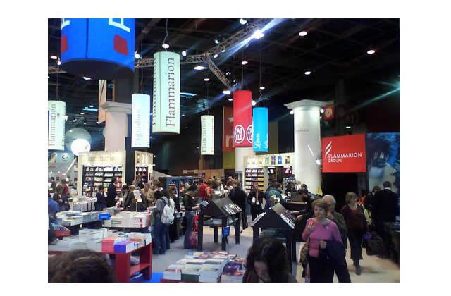 Ouverture du Salon du Livre 2007
