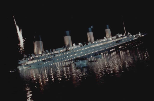 Titanic Park : la happy end de Titanic par Mozinor