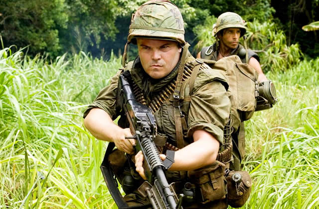 Tropic Thunder : Jack Black et Ben Stiller réunis