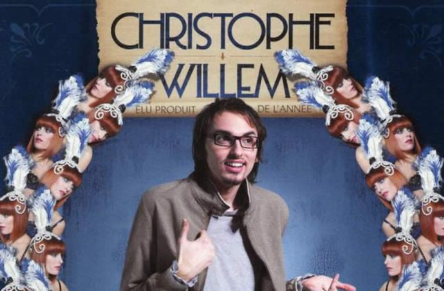 D-Day pour le CD de Christophe Willem