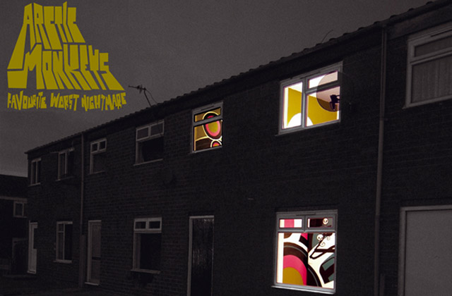 Favourite Worst Nightmare, nouvel album des Arctic Monkeys
