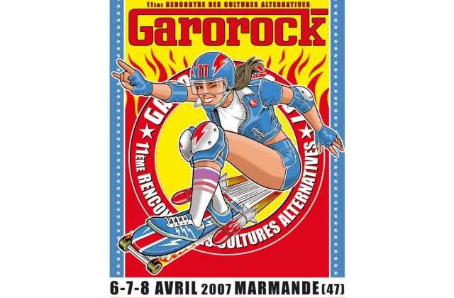 Le Festival Garorock en direct, ce soir sur France 4