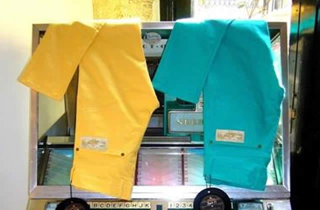 Les jeans d'April77 prennent des couleurs !