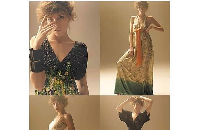 Milla Jovovich habille Lou Douillon en Mango