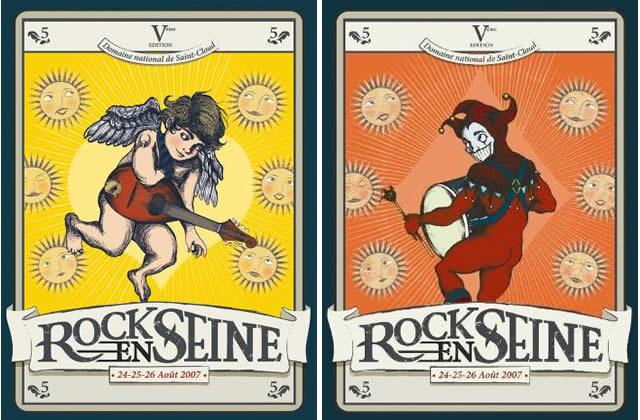 Rock en Seine 2007 : la belle affiche