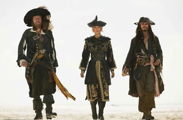 A la sortie du cinéma : Pirates des Caraïbes 3