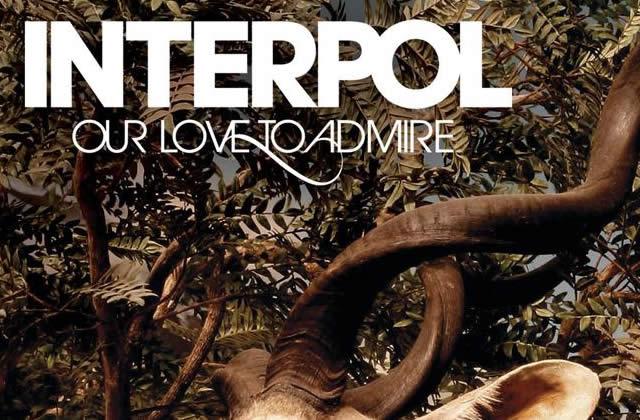 A découvrir : le nouveau single d'Interpol