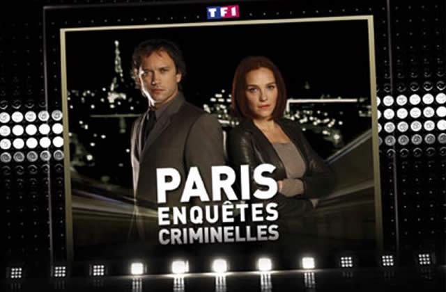 Bon début pour «Paris, enquêtes criminelles»