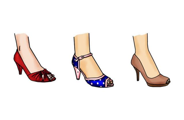 Les chaussures de l'été 2007