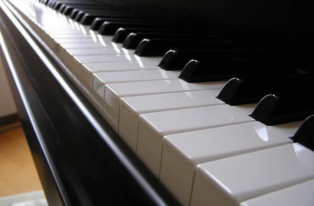 La leçon de piano…