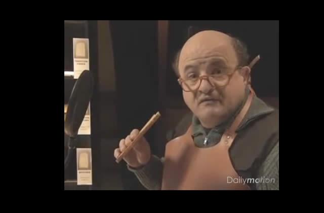 Michel, bruiteur de gravier : la pub qui me fait craquer