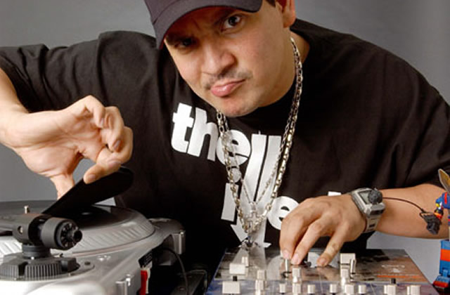 Mix Master Mike – Marseille – Mai 2007