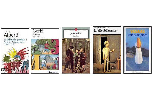 Sélection de livres : l'enfance