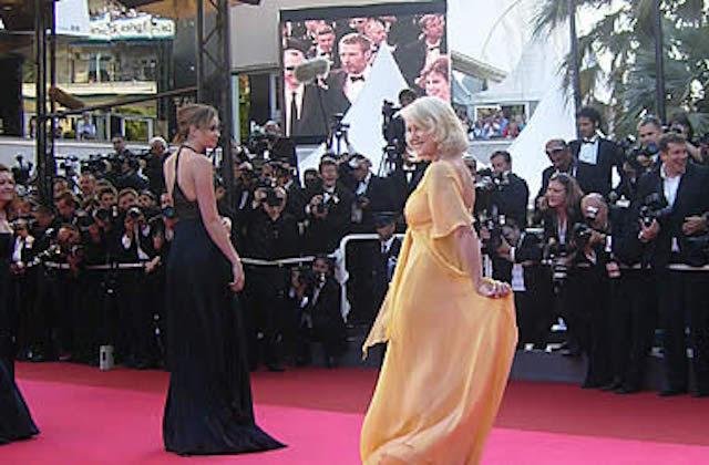 Je suis allée au Festival de Cannes avec des étoiles plein les yeux
