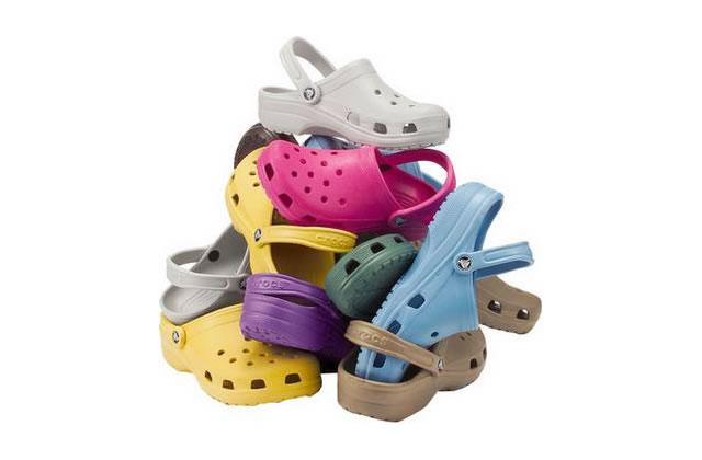 Crocs : complètement Croc !