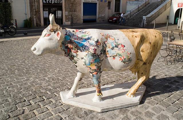Cow Parade @ Marseille