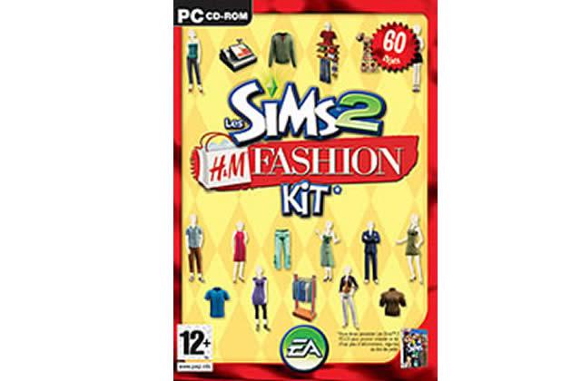 H&M Fashion Kit, pour habiller tes Sims dans la tendance