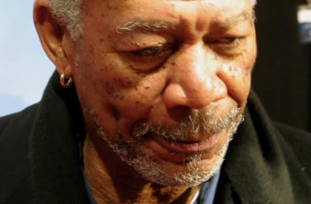 Morgan Freeman en Nelson Mandela ?