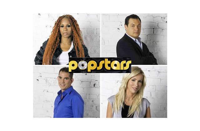 Popstars 2007 : le jury