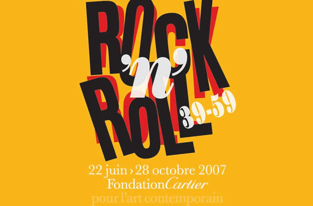 Rock'n'Roll 39-59 à la Fondation Cartier