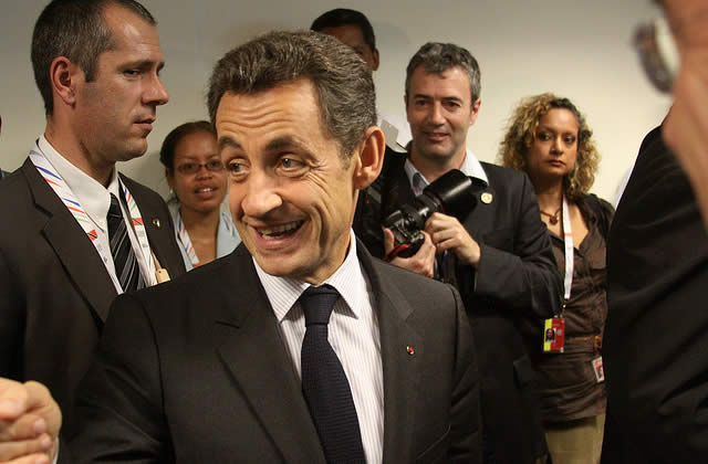 N.Sarkozy s'explique sur son intervention au G8