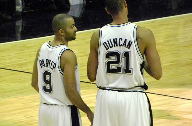 Tony Parker champion NBA et meilleur joueur des Finales