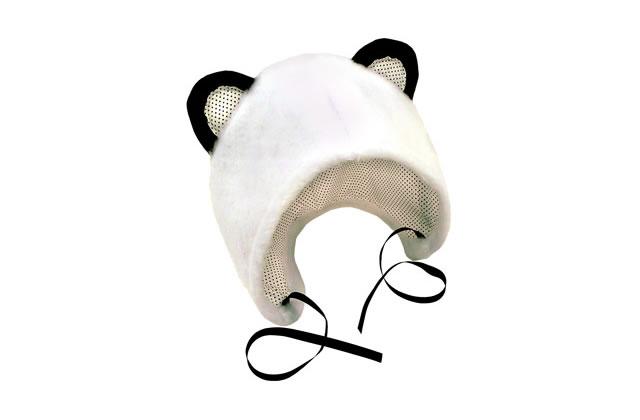 Le bonnet oreilles de panda