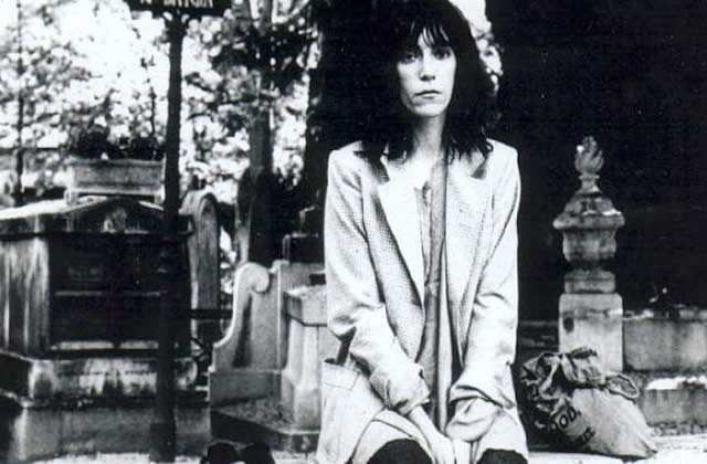 Quand Patti Smith reprend Nirvana
