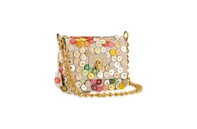 Polka Dots : sac boutonneux chez Vuitton